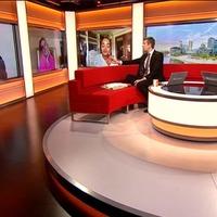 University Challenge star Bobby Seagull gatecrashes Little Mix interview on BBC