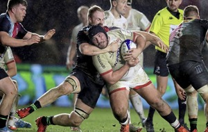 Ulster prop Tom O'Toole patiently aiming for Irish and Ulster starting jersey