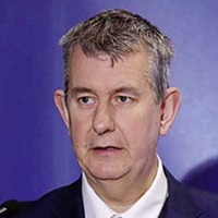 Edwin Poots faces legal challenge over work being stopped on Irish Sea border posts