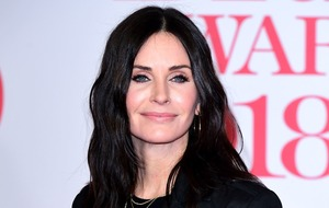 Courteney Cox: Friends reunion special was 'unbelievable and so emotional'