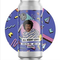 Beer: Bullhouse's 3.9 per center All Night Long could have you dancing on the ceiling