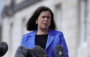 Mary Lou McDonald warns DUP against any moves to destabilise Stormont