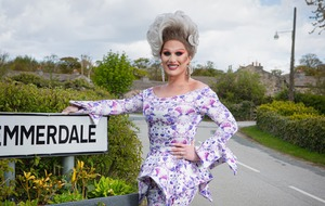 Drag Race star The Vivienne to join Emmerdale for soap's first Pride celebration
