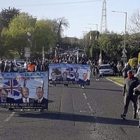 Loyalist protest parades to grow in intensity as GFA unionist leaders pen letter calling for suspension of Protocol