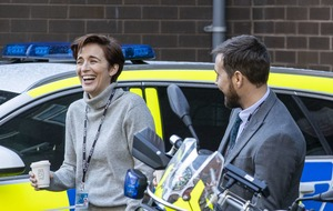 Line Of Duty stars Vicky McClure and Martin Compston mark their joint birthday