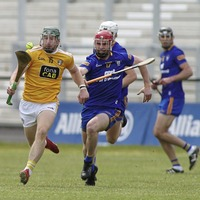 Antrim hurlers slay Clare to mark their return to the top flight