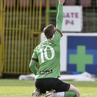 Glentoran counting down the games in Irish Cup defence