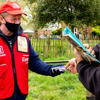 More Big Issue vendors using contactless technology