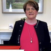 Arlene Foster vows to 'remove at the roots' the barriers facing women in public life