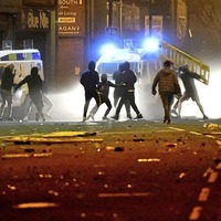 Widespread concern at LCC warning that violence is 'not off the table'