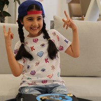 Nine-year-old Dubai DJ scratches her way to fame in world contest