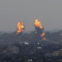 Rockets kill two Israelis as 26 killed in Gaza strikes