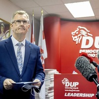 Jeffrey Donaldson, a long-serving MP finally poised to take DUP crown