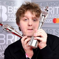 Lewis Capaldi 'muted' as he delivers comic foul-mouthed rant at Brits