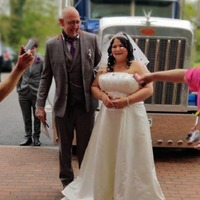 Care home worker given surprise wedding party with elderly residents