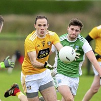 Antrim full-back Ricky Johnston mindful of Louth's attacking threats