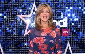 Kate Garraway pays tribute to nurses who cared for husband Derek