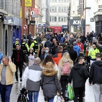 Recovery 'may take a full two years' Belfast businesses say