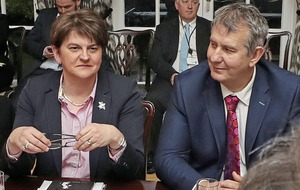 Alex Kane: Given the choices ahead, the DUP ousters might have done Arlene a favour