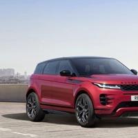 Range Rover boosts Evoque power