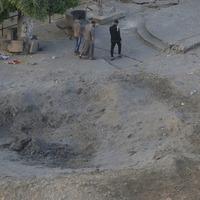Weary Gaza marks Muslim feast as violence spreads