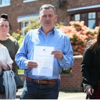 Ballymurphy families reject Boris Johnson's 'disgraceful' letter of apology