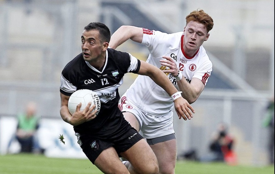 Brendan Crossan: The world according to Sligo footballer Neil Ewing