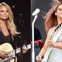 Country stars Miranda Lambert and Maren Morris lead CMT Music Awards nominations