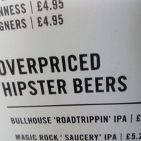 Craft Beer: The joke's on you if you're dissin' Road Trippin'