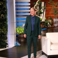 Ellen DeGeneres discusses the end of her chat show with Oprah Winfrey