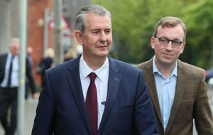 Edwin Poots elected leader of the DUP - how it all unfolded this afternoon