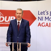 Video: Edwin Poots elected as new DUP leader