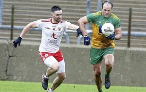 Tyrone's new duo set off down the path Bonner has walked