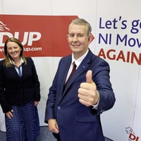 Edwin Poots calls for unionism to unite and end the 'bickering' of the past after his DUP leadership win
