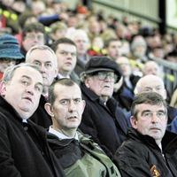 Irish News Editor Noel Doran recalls day he found himself chatting to Edwin Poots at GAA game