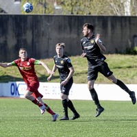 Cliftonville put Irish Cup defeat behind them with league win at the Oval