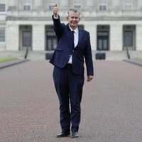 Edwin Poots expected to talk to party before undertaking 'clean sweep' of Stormont's top jobs