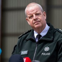 PSNI chief constable Simon Byrne 'will work to rebuild trust' after force cleared of bias in Bobby Storey funeral handling