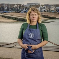 Actress and comedian Kerry Godliman on her new seaside thriller Whitstable Pearl