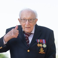 Captain Sir Tom honoured as part of tree planting initiative
