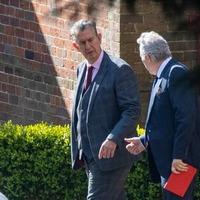 Northern Ireland Protocol on agenda as Edwin Poots meets Brandon Lewis