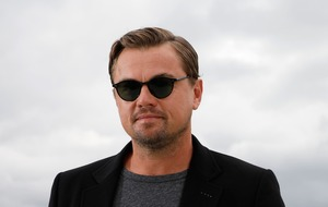 Leonardo DiCaprio announces £30m pledge to 'rewild' Galapagos Islands