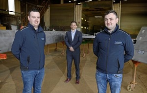 Tyrone firm Metfinn announces £1.2 million expansion plan