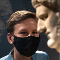 Nero exhibition offers lessons on fake news, says British Museum curator