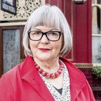 Anne Hailes: Gwen Taylor's lips are sealed about Vi's EastEnders storylines