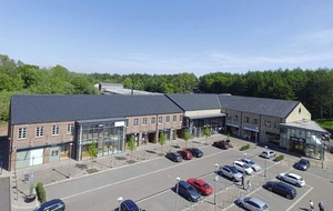 Linen Green retail village back on the market for £4.5m