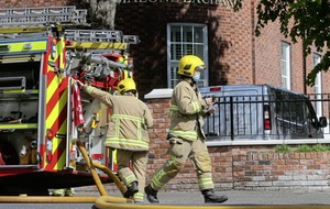 Fire at flats on Belfast's Lisburn Road `accidental'
