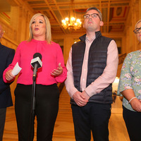 Widening Sinn Féin shake-up
