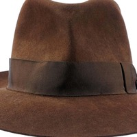 Harrison Ford's Indiana Jones fedora could fetch up to £176,000 at auction