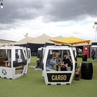 Eating Out: Cargo By Vertigo a crowd pleasing place to get back to 'normal'